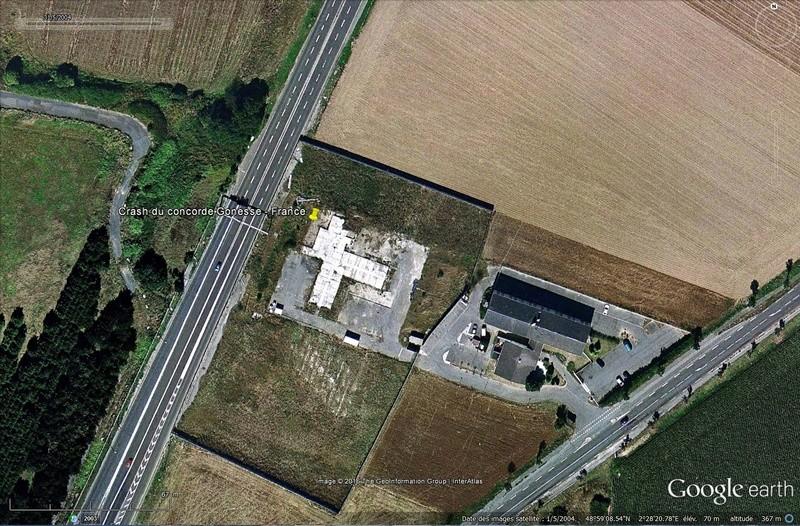 Crash du concorde Gonesse - France Tsge_103