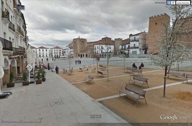 La ville de Cacérès en Espagne Patrimoine de l'Humanité !!  Tsge_181