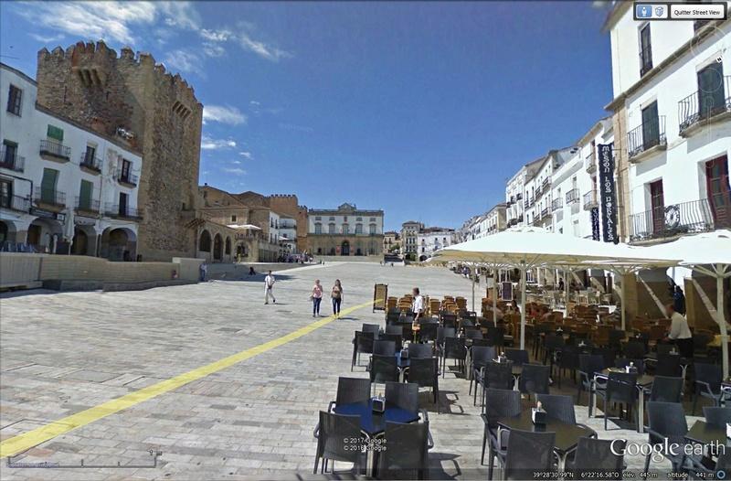 La ville de Cacérès en Espagne Patrimoine de l'Humanité !!  Tsge_182