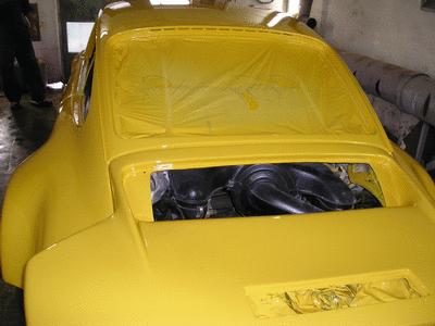 coup de jeune pour une 911T targa de 1969 - Page 3 5-pict10