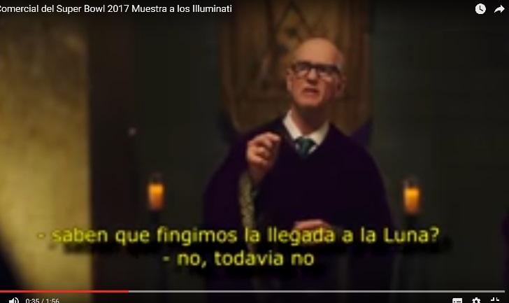 COMERCIAL ILLUMINATI SOBRE EL AGUACATE MEXICANO Dom15