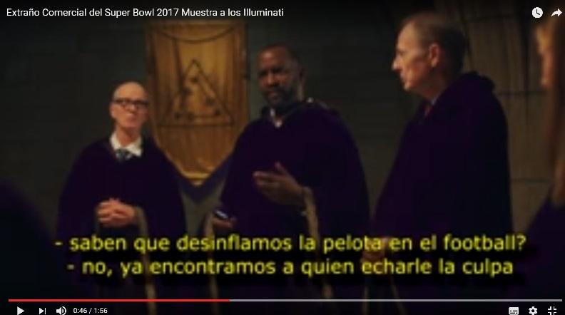 COMERCIAL ILLUMINATI SOBRE EL AGUACATE MEXICANO Dom17
