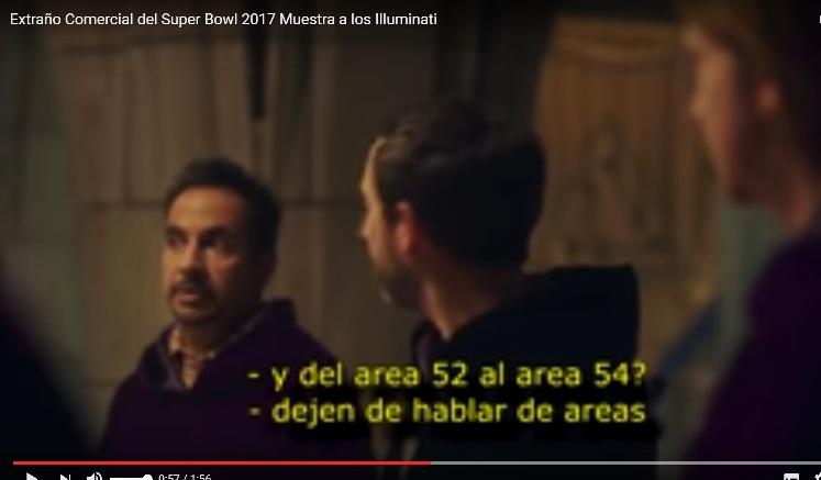 COMERCIAL ILLUMINATI SOBRE EL AGUACATE MEXICANO Dom23