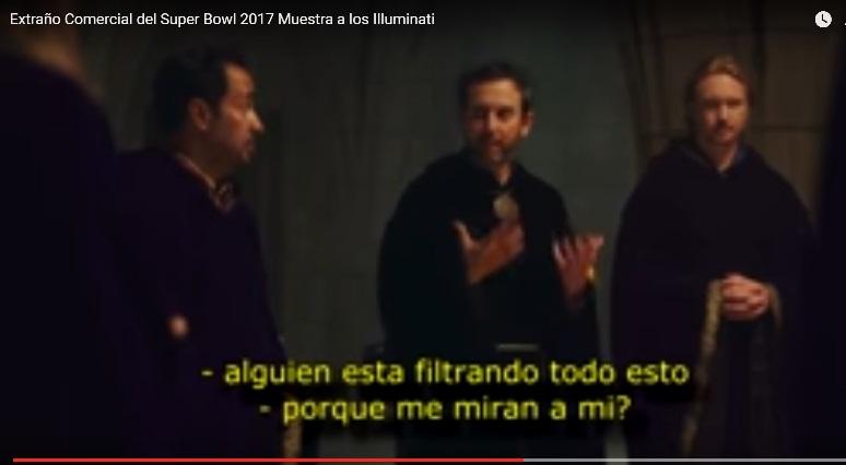 COMERCIAL ILLUMINATI SOBRE EL AGUACATE MEXICANO Dom24