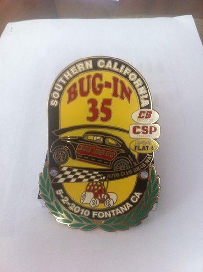 Dash plaque Bug In 35 15337410