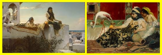 Les Peintres Orientalistes 2 Bandea11