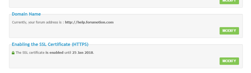 New : SSL certificates are now available for Forumotion forums + Possibility to run forums in HTTPS - Page 2 11110