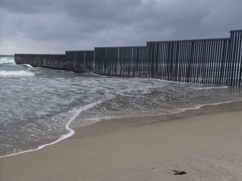 États-Unis/Mexique : le mur de la peur Tijuan10