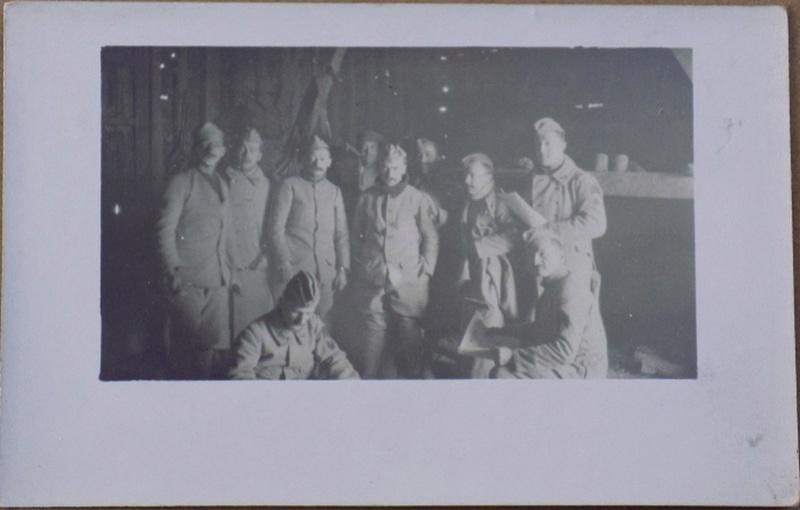 Un cantonnement en 1917 Canton10
