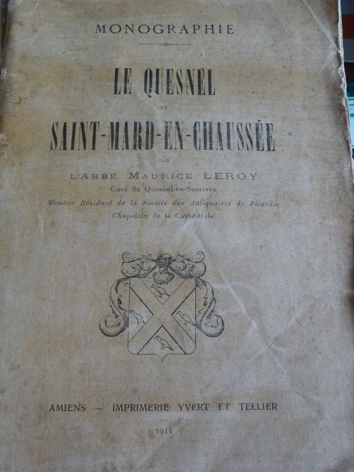 Les sous terrains  refuges de Le Quesnel (souterrains) P1200341