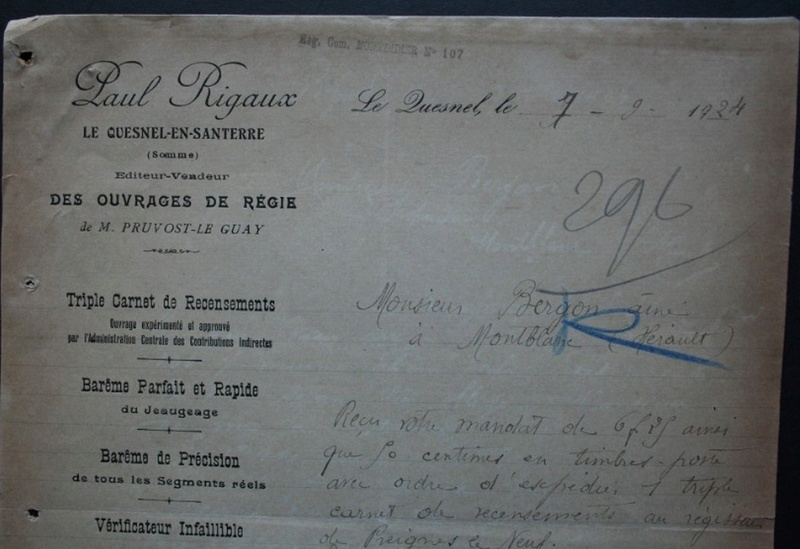 Paul Rigaux, éditeur vendeur 1924 Paul_r10