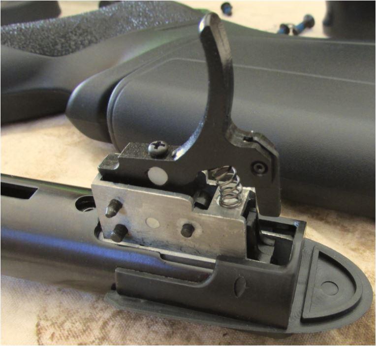 J'ai commandé une Carabine  Hämmerli Black Force 880  Gachet10