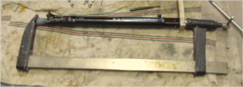 J'ai commandé une Carabine  Hämmerli Black Force 880  Serre_11
