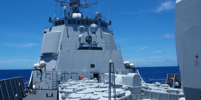 Marine chinoise - Chinese navy 110
