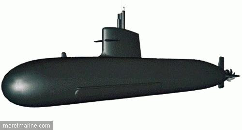 Sous-marin Scorpène ... 175510