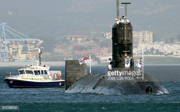 Trafalgar & Astute Class Submarine (SSN Fleet Submarines) 91038610