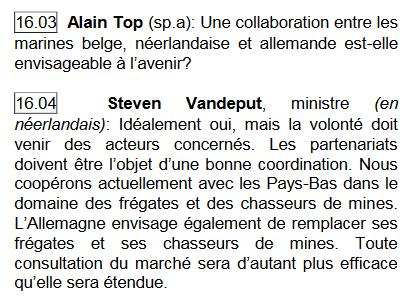 Plan stratégique et marine belge horizon 2030 - Page 6 Plan4b10