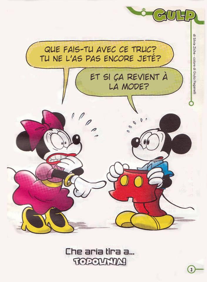 Les produits dérivés du Journal de Mickey et Picsou Magazine! - Page 2 Culott11