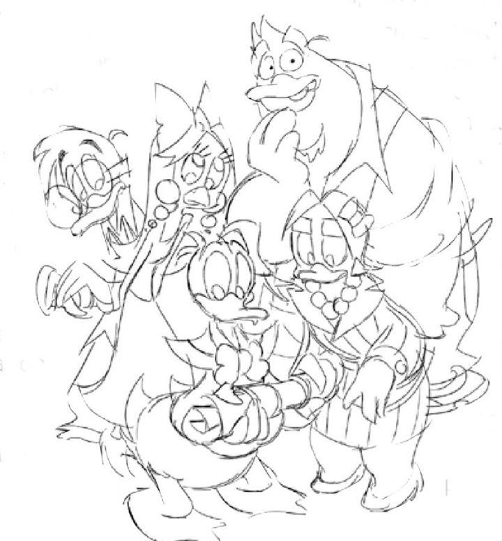 Mickey Parade Géant hors-série 10 spécial Donald Junior Donald10