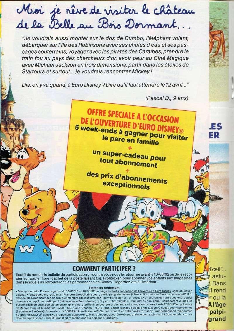 Les produits dérivés du Journal de Mickey et Picsou Magazine! - Page 2 Gagnez13