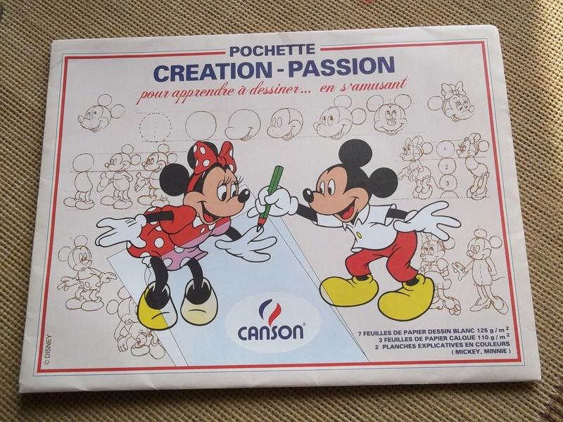 Les produits dérivés du Journal de Mickey et Picsou Magazine! - Page 2 Pochet12