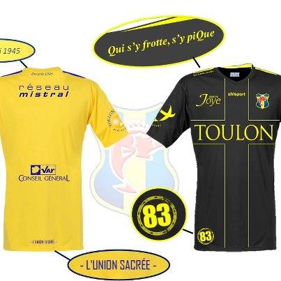 Le maillot du Sporting Toulon bientôt dévoilé  19991410