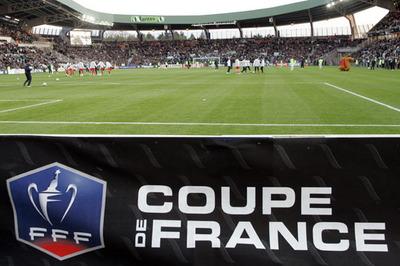 Le tirage du quatrième tour de coupe de France 32523110