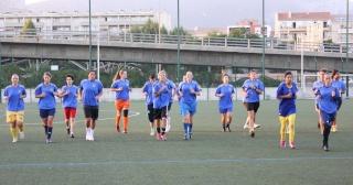 Le football féminin revient au Sporting ! Img_1210