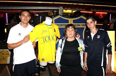 Le maillot du Sporting Toulon bientôt dévoilé  Img_9911