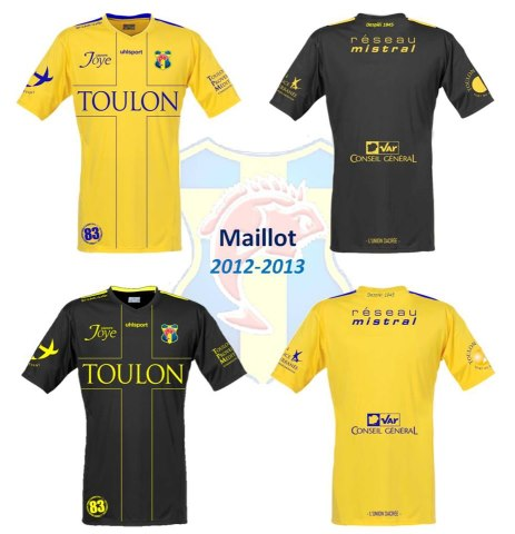 Le maillot du Sporting Toulon bientôt dévoilé  Maillo10