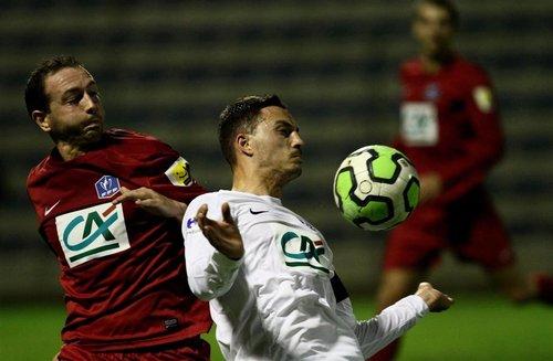 Coupe de france le STV ira au cinquième tour...  Toulon11