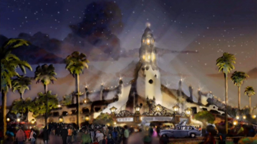 [Disney California Adventure] Placemaking: Pixar Pier, Buena Vista Street, Hollywood Land, Condor Flats Cartha10