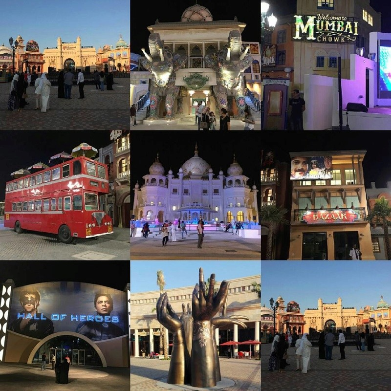 [ÉAU] Dubai Parks & Resorts : motiongate, Bollywood Parks, Legoland (2016) et Six Flags (2019) - Page 5 Insta410