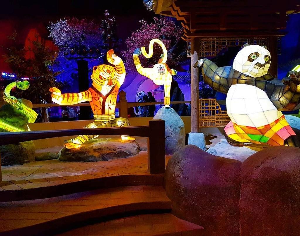 [ÉAU] Dubai Parks & Resorts : motiongate, Bollywood Parks, Legoland (2016) et Six Flags (2019) - Page 6 Kungfu10