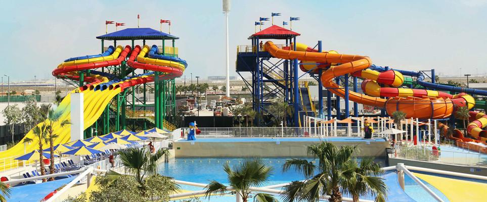 [ÉAU] Dubai Parks & Resorts : motiongate, Bollywood Parks, Legoland (2016) et Six Flags (2019) - Page 6 Legola11