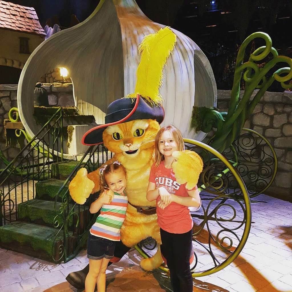 [ÉAU] Dubai Parks & Resorts : motiongate, Bollywood Parks, Legoland (2016) et Six Flags (2019) - Page 6 Shrek310