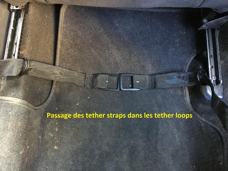 Installation d'un Axkid Minikid avec des tether loops et des tether straps Img_2119