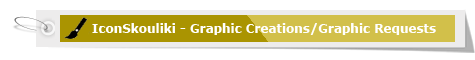 IconSkouliki - Graphic Creations/ Graphic Requests 1236