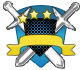 Blue shields badges 237