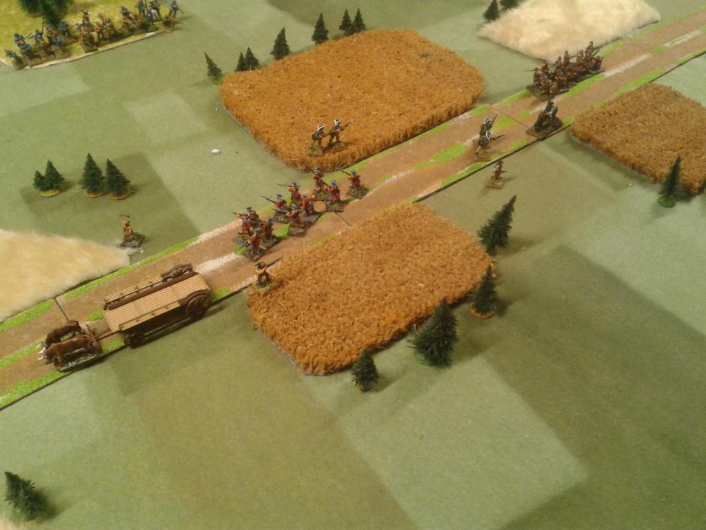 Fort William Henry : Embuscade 2019-679
