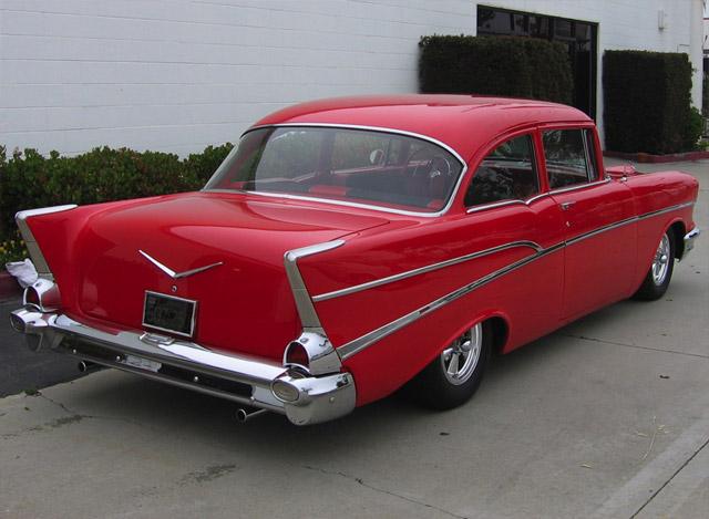Chevrolet 57 1957ch10