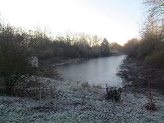 ils ont pollué, mon lac.......... - Page 5 Hivers17