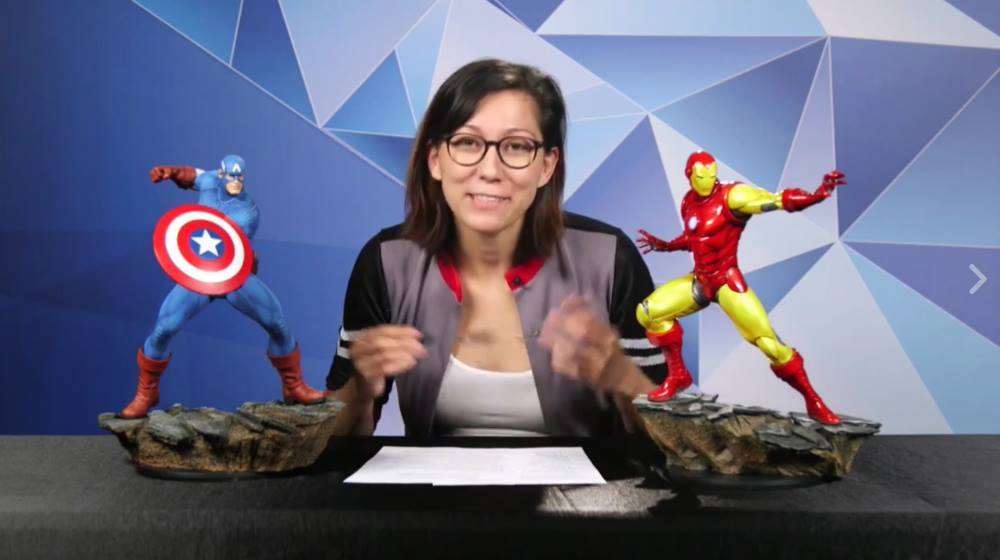 CAPTAIN AMERICA– Avengers Assemble Statue 15123010