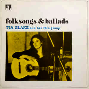 Tia Blake and her Folk-Group