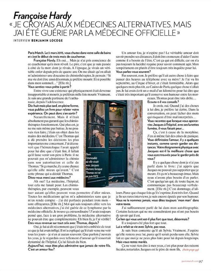 10 novembre 2016 - Paris Match 311