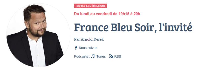 23 décembre 2016 - France Bleu Soir (France Bleu) Captur36