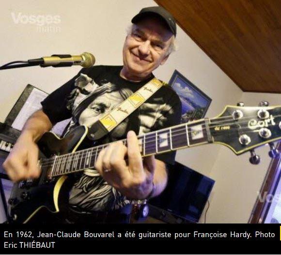 29 janvier 2017 - Vosges Matin - Le guitariste de Françoise Hardy Captur40