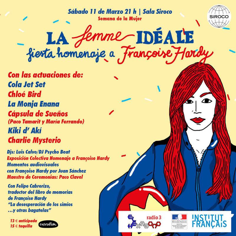 9 au 11 mars 2017 - La femme idéale (Expo. Hommage à Françoise Hardy) Gg-9110
