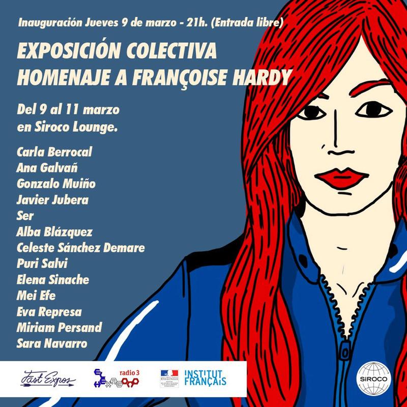 9 au 11 mars 2017 - La femme idéale (Expo. Hommage à Françoise Hardy) Gg-9210