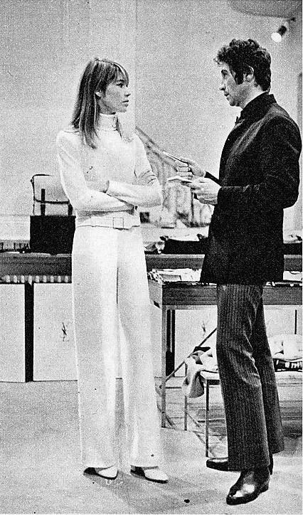 1969 - Françoise Hardy et Lionel Roc Hardyr10